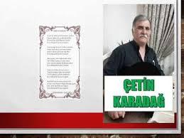 Çetin Karadağ Bornova